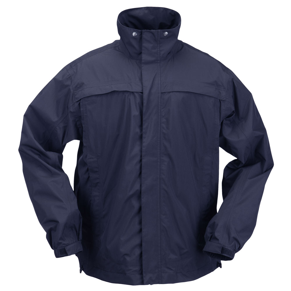 5.11 TacDry Rain Shell - Dark Navy