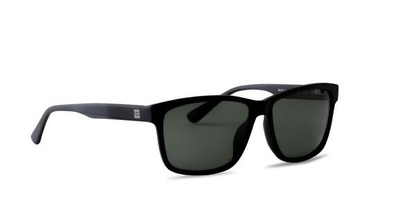5.11 Daybreaker Polarized Sunglasses - Matte Black
