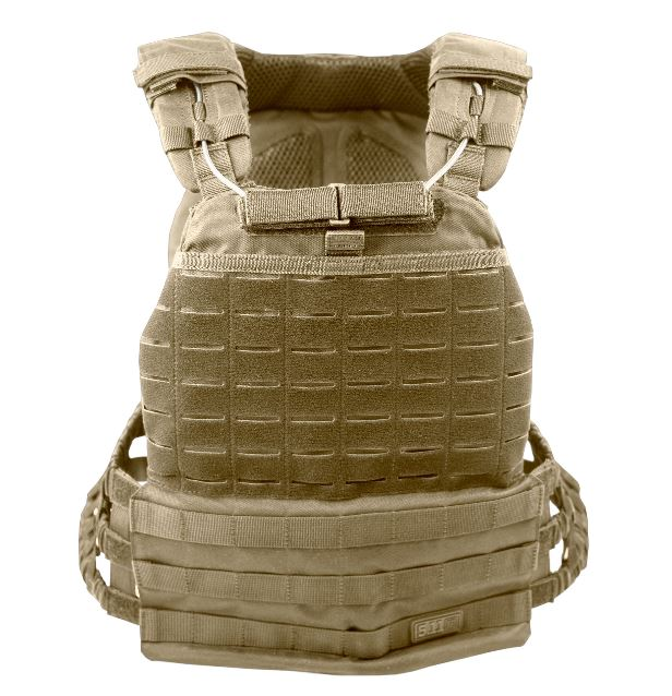 5.11 TacTec Plate Carrier - Sandstone