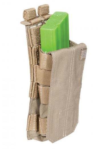 5.11 AR /G36 Single Bungee Cover Pouch - Sandstone