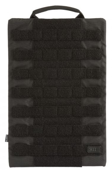 5.11 COVRT Small MOLLE Insert - Black