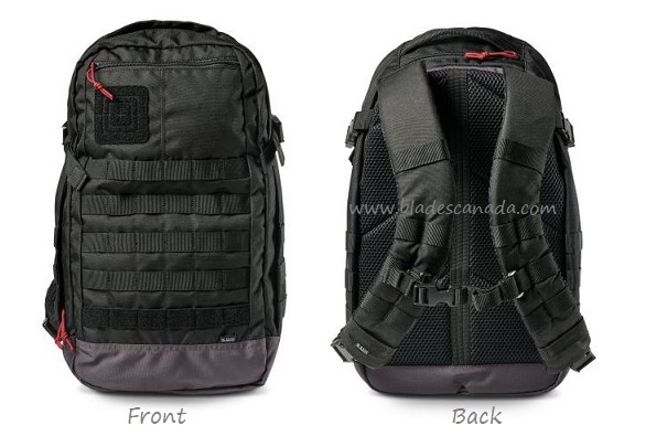5.11 Rapid Origin Backpack - Black
