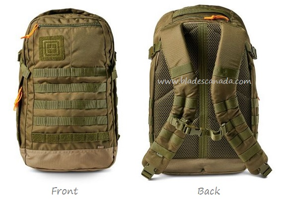 5.11 Rapid Origin Backpack - Tac OD