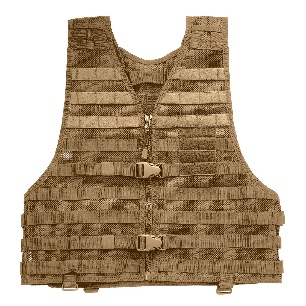 5.11 VTAC LBE Tactical Vest - Flat Dark Earth