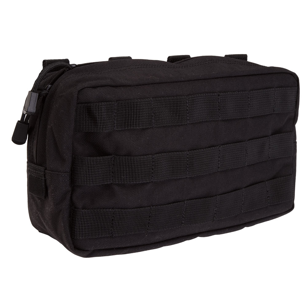 5.11 10.6 Horizontal Pouch - Black