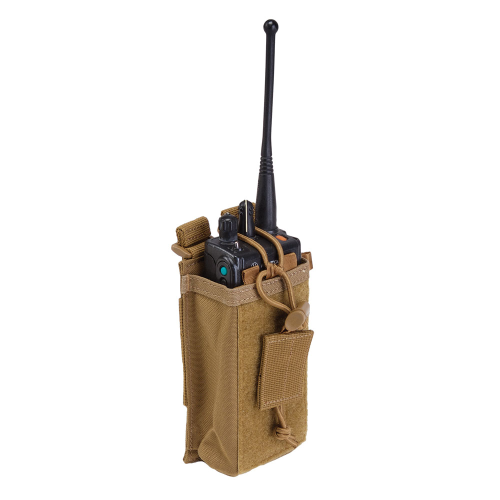 5.11 Radio Pouch - Flat Dark Earth