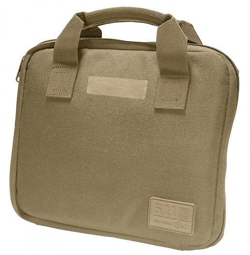 5.11 Single Pistol Case - Sandstone
