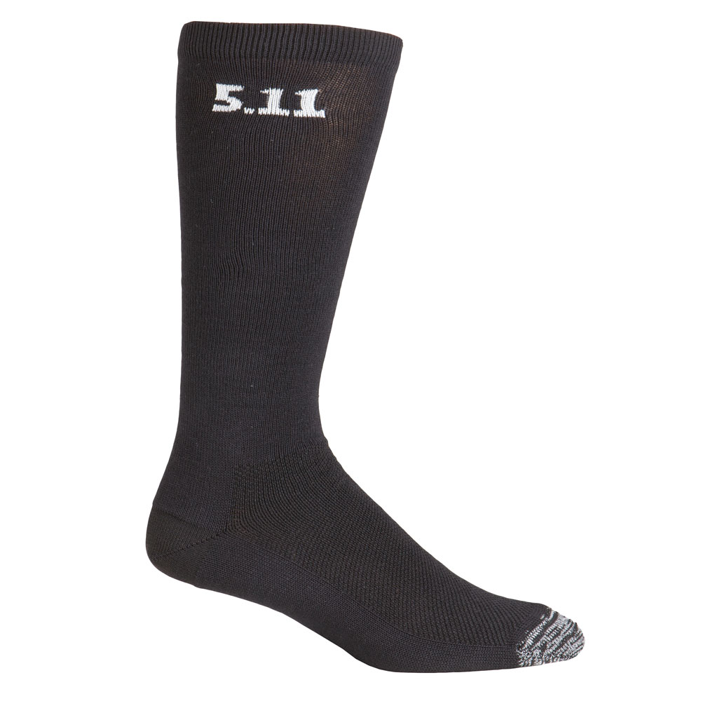 "5.11 9"" Sock 3-Pack - Black"