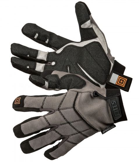 5.11 Station Grip Gloves - Storm Grey