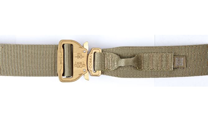 5.11 Maverick Assaulters Belt - Sandstone [Clearance Size XXL]