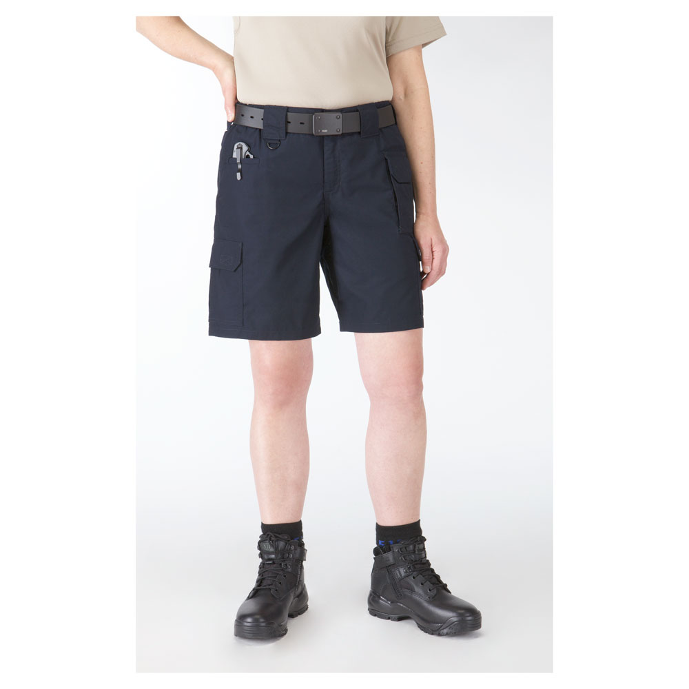 5.11 Women's Taclite Pro Short - Dark Navy