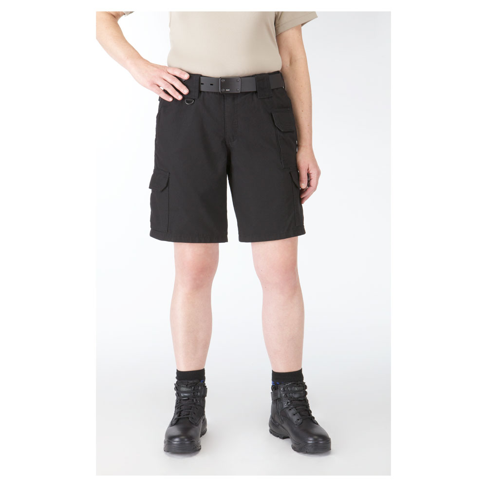 5.11 Women's Tactical Short - Black [CLEARANCE Size 6]