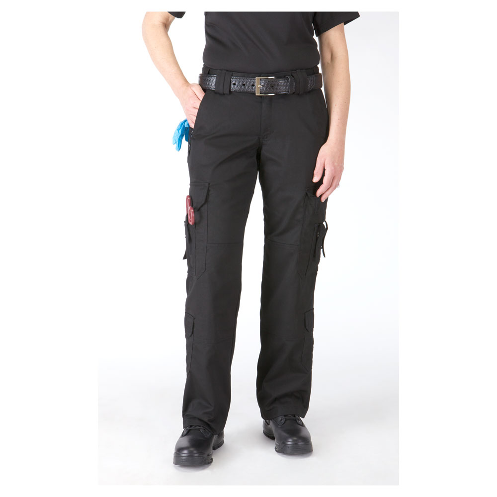 5.11 Women's EMS Pant - Black [CLEARANCE Size 16 & 20]