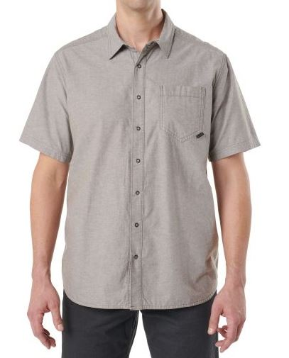 5.11 Ares Short Sleeve Shirt - Stampede