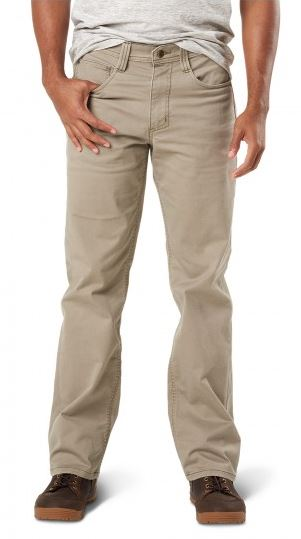5.11 Defender Flex Straight Pant - Stone