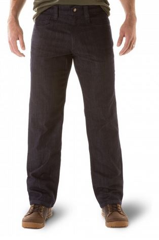 5.11 Defender Flex Straight Jean Pant - Indigo [Clearance W40]