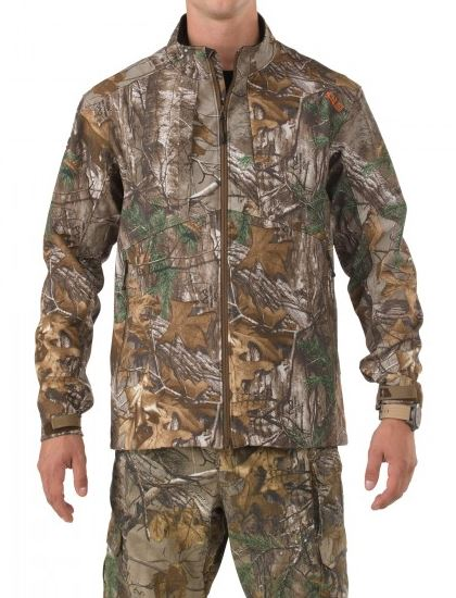 5.11 Sierra Softshell Jacket - Realtree Camo [Clearance]