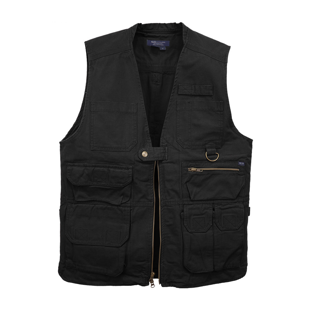 5.11 Tactical Vest - Black [Clearance]