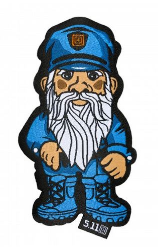 5.11 Tactical Patch Police Gnome