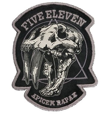 5.11 Tactical Patch Apex Predator - Double Tap