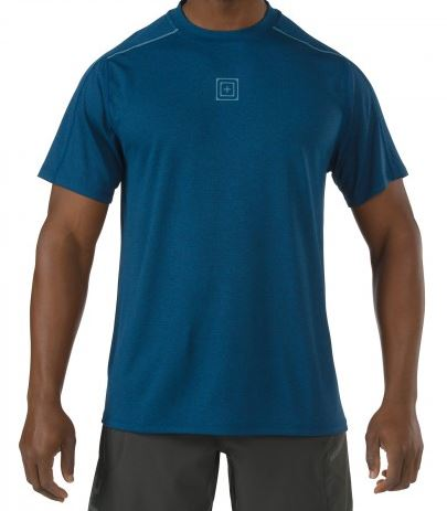 5.11 RECON Triad Top Short Sleeve - Valiant Blue