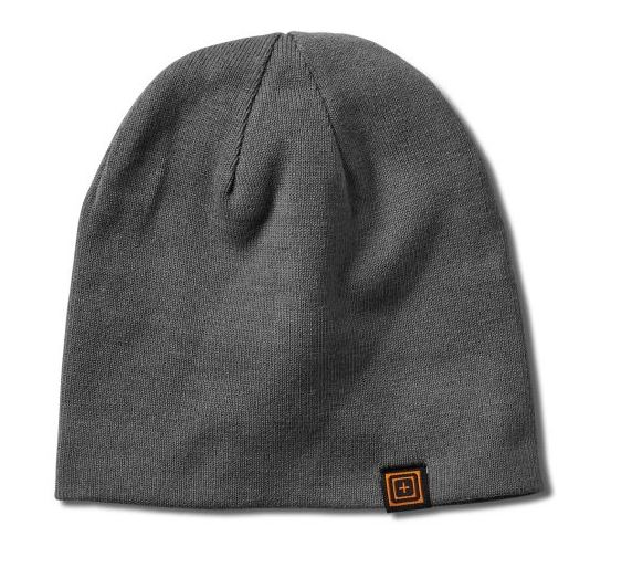 5.11 Jacquard Beanie Tuque - Storm Grey