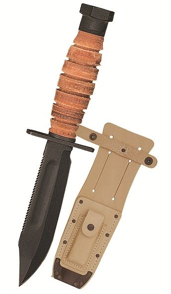 OKC 6150 Air Force Survival 499 Knife w/Sheath (Online Only)