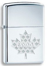 Zippo 61690- Canadian Maple Leaf