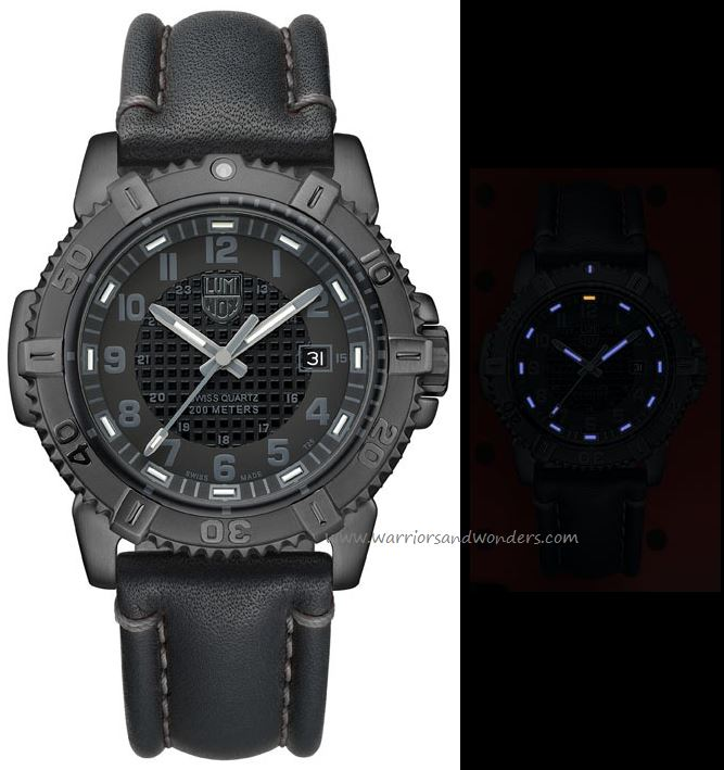 Luminox Sea A.6251.BO Modern Mariner Series
