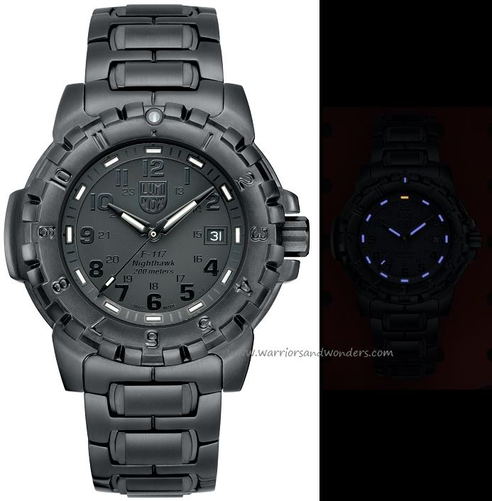 Luminox Air A.6402.BO F-117 Nighthawk Series