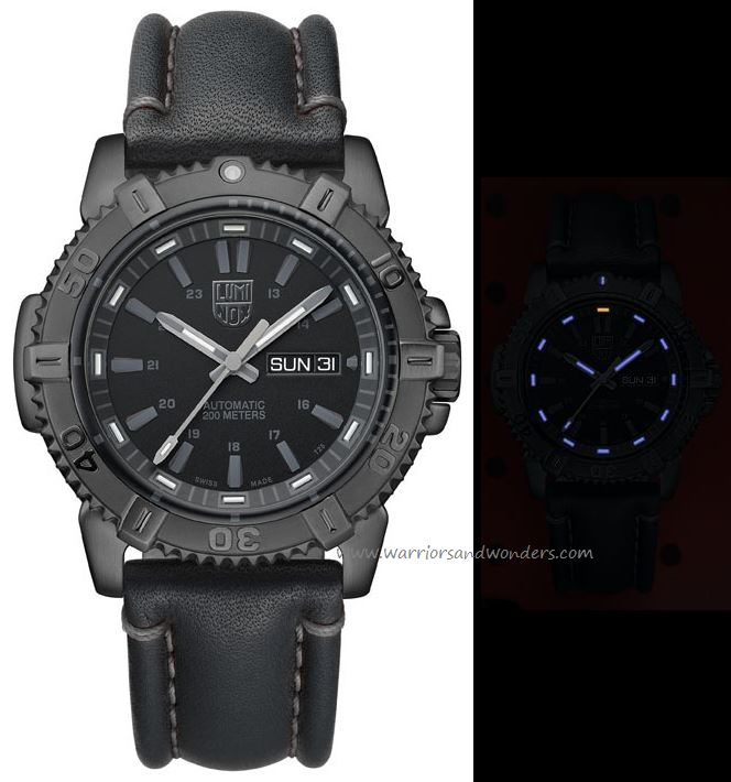 Luminox Sea A.6501.BO Modern Mariner Automatic Series