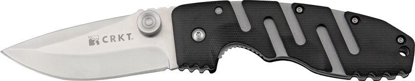 CRKT 6803ZS Ryan Model 7 Plain Edge (Online Only)