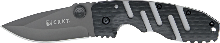 CRKT 6803Z Ryan Model 7 Black Blade Plain Edge (Online Only)