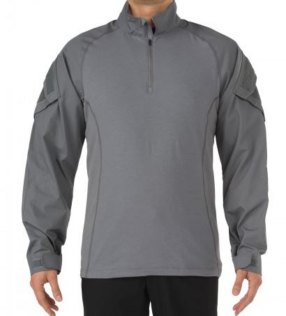 5.11 Rapid Assault Shirt - Storm Grey