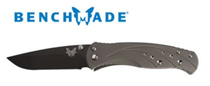Benchmade 790BK Subrosa Black Plain Edge