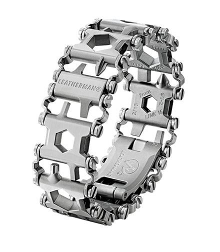Leatherman Tread Multitool Stainless - Metric