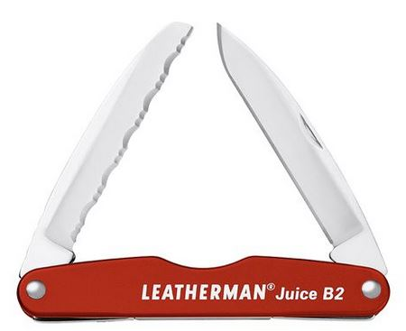 Leatherman Juice B2 Multitool - Cinnabar