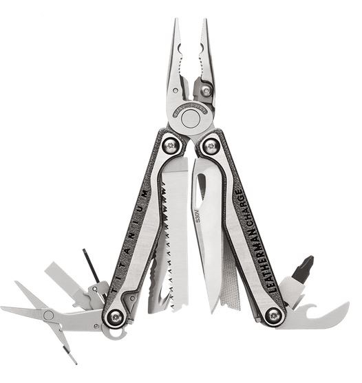 Leatherman Charge TTI Plus w/ Nylon Pouch