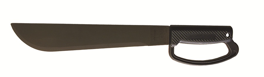 "OKC 8510 12"" Camper Machete D Handle w/ Sheath (Online Only)"