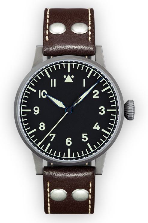 Laco Original Pilot Watch 45mm Automatic Saarbrucken 861752