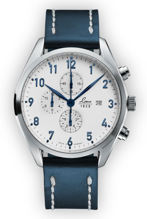 Laco Chronograph Sylt 42mm 861789