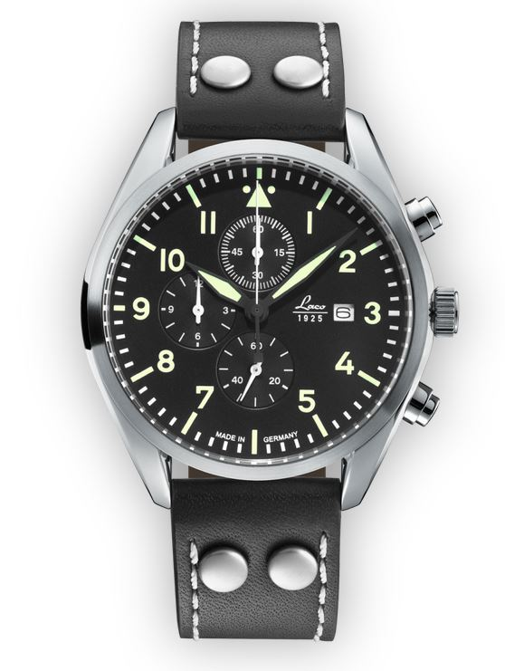 Laco Chronograph Trier 42mm 861915