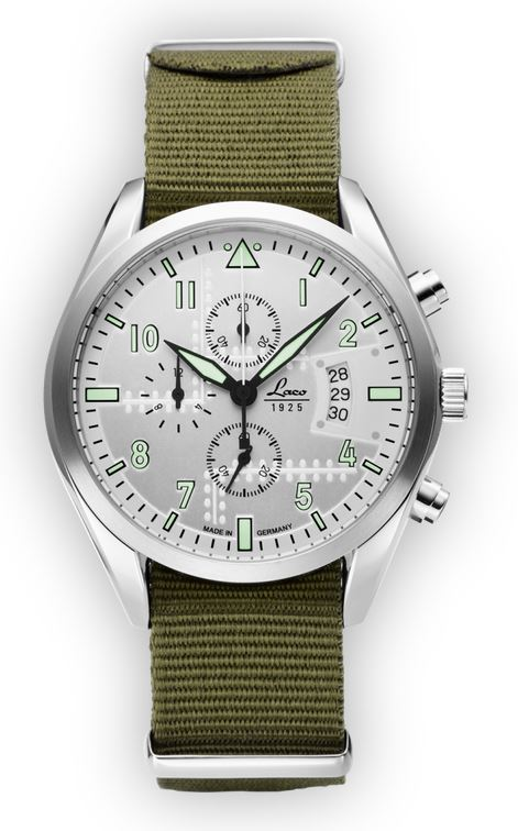 Laco Chronograph Seattle 42mm 861918