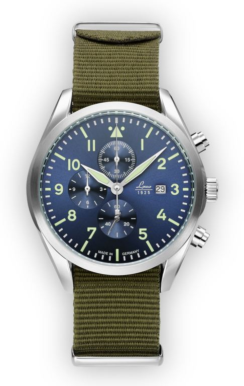 Laco Chronograph Atlanta 42mm 861919