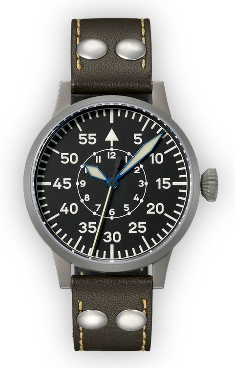 Laco Original Pilot Watch 39mm Automatic Speyer 862095