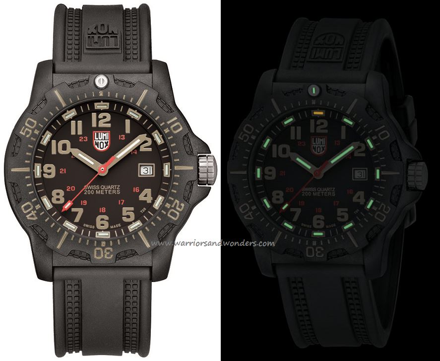 Luminox A.8813.LM Black Ops PC Carbon