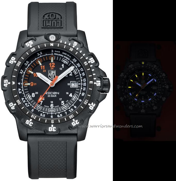 Luminox Land A.8821.KM Recon Point Man Series