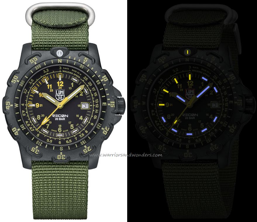 Luminox Land A.8825.KM Recon Point Man Series
