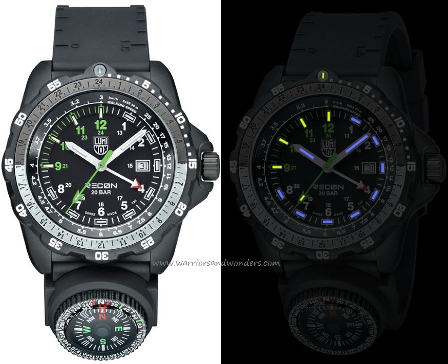 Luminox Land A.8831.KM Recon Nav SPC Series