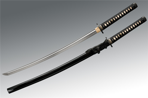 Cold Steel 88ABK Gold Lion Damascus Katana (Online Only)